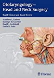 img - for Otolaryngology--Head and Neck Surgery: Rapid Clinical and Board Review book / textbook / text book