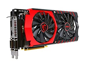 MSI R9 390X GAMING 8G グラフィックスボード VD5760 R9 390X GAMING 8G
