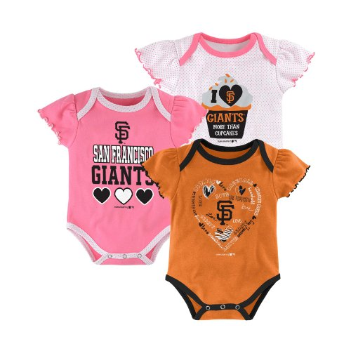 San Francisco Giants Baby Onesie Price Compare