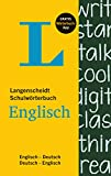 Langenscheidt Schulwörterbuch Englisch  - Buch mit App: Englisch-Deutsch/Deutsch-Englisch (Langenscheidt Schulwörterbücher)