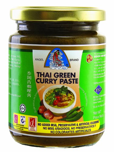 Thai Green Curry Paste Recipe — Dishmaps
