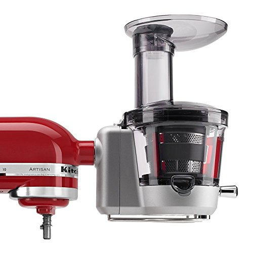Video Review Kitchenaid Ksm1ja Masticating Juicer And Sauce
