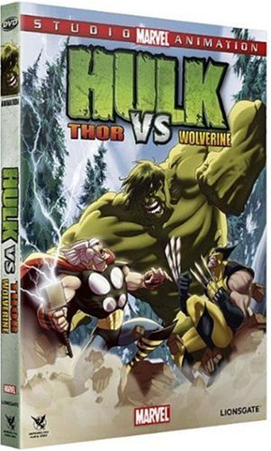 Hulk vs Thor & Hulk vs Wolverine French DvdRip [MULTI]