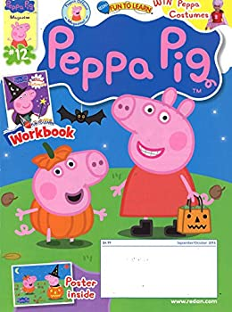 1-Year Peppa Pig Magazine Subscription