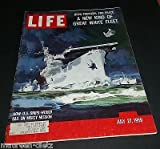 img - for LIFE MAGAZINE JULY 27, 1959, America's