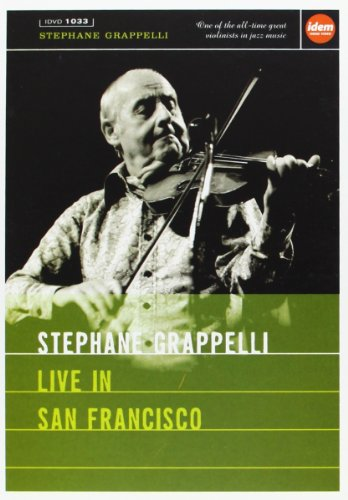 Stephanie Grappelli - Live in San Francisco [DVD]