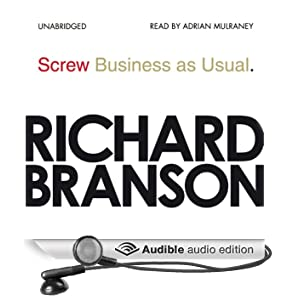 Screw Business as Usual (Unabridged)