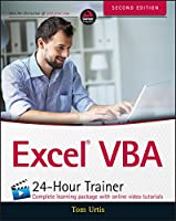 Excel VBA 24-Hour Trainer, 2nd Edition Front Cover