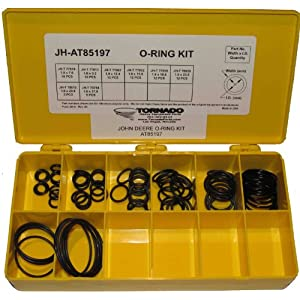 John Deere O-Ring Kit AT85197 - Made in USA: Industrial Products