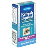 Allergan Refresh Liquigel Lubricant Eye Drops, 0.5-Ounce Bottle (Pack Of 2)