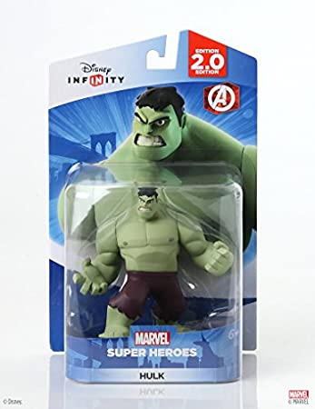 Disney INFINITY: Marvel Super Heroes (2.0 Edition) - Hulk Figure