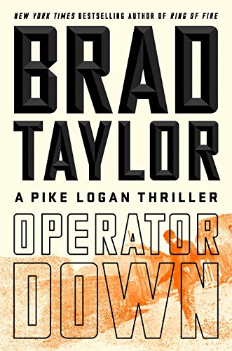 Book Cover: Operator Down: A Pike Logan Thriller