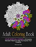 Adult Coloring Book: Your Spiritual C...