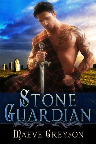 Book: Stone Guardian by Maeve Greyson
