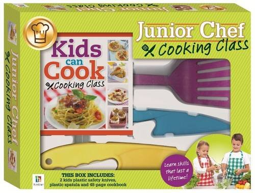 Junior Chef Cooking Class (Gift Box)