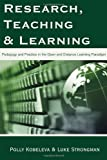 Polly Kobeleva Research, Teaching and Learning: Pedagogy and Practice in the Open and Distance Learning Paradigm