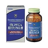 オリヒロ グルコサミン&低分子ヒアルロン酸 108g
