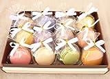 天使のマカロン 12個入 詰め合わせ 1個毎にリボン付き ギフト 誕生日プレゼント スイーツ クリスマス お歳暮 お菓子 内祝い 手土産