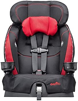 Evenflo LX Harnessed Booster Car Seat