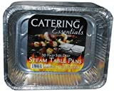 EPD Half Size Deep Foil Steam Table Pan - 30 Count