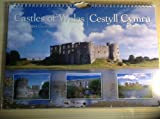 Castles of Wales Calendar 2014 Cestyll Cymru