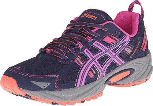 Toddler Tennis Shoes Size  Indigo Blue Pink Glow