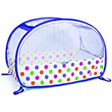 Koo-di Pop Up Travel Bubble Cot (Polka Dot Print)