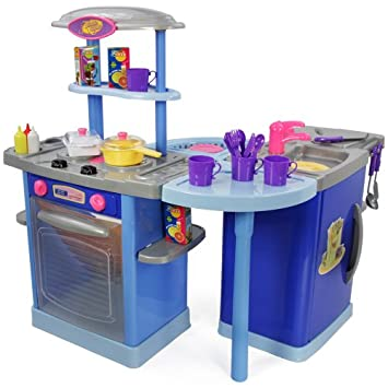 American Plastics Homestyle Kitchen Play Set