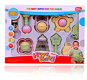 Planet of Toys Planet Of Toys Children Rattle Set