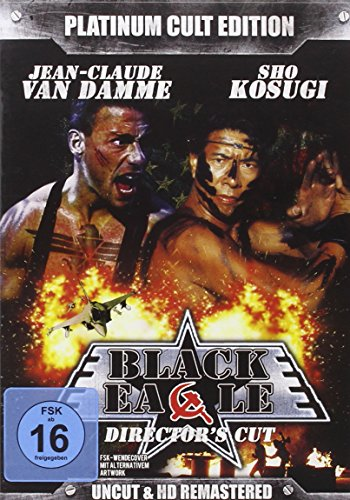 Black Eagle - Uncut & HD-Remastered (Platinum Cult Edition)