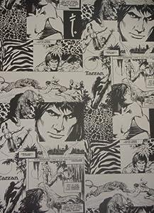 Tarzan Comic Strip Wallpaper 12112409