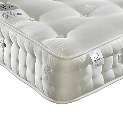 Happy Beds Signature 1400 Pocket Sprung Organic Orthopaedic Mattress
