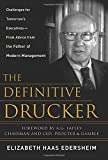 img - for The Definitive Drucker: Challenges For Tomorrow's Executives -- Final Advice From the Father of Modern Management book / textbook / text book