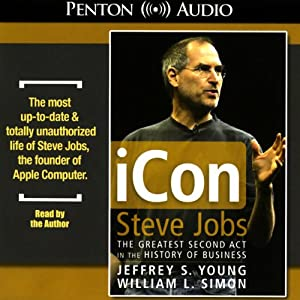 iCon Steve Jobs Audiobook