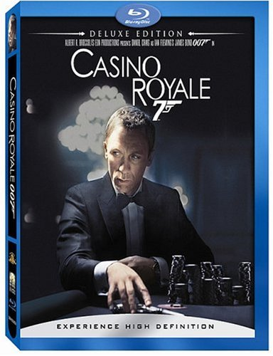 Casino Royale (Deluxe Edition) [Blu-ray] [2006] [2008] [Region Free]