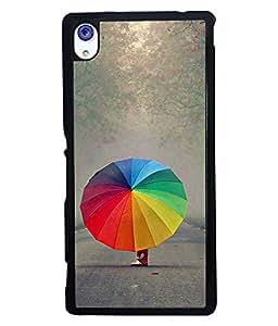 Fuson 2D Printed Designer back case cover for Sony Xperia M4 Aqua - D4379