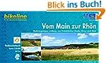 Bikeline: Vom Main zur Rh�n. Radvergn...