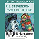 L'isola del tesoro Audiobook by Robert Louis Stevenson Narrated by Luigi Marangoni