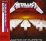 Master Of Puppets By Metallica (1988-09-30)