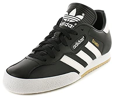 adidas samba trainers black