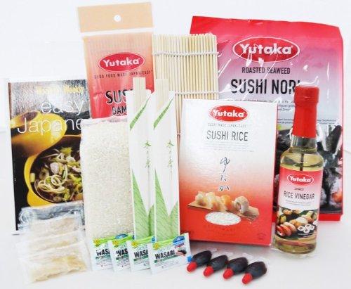 starter sushi set kit japanese cooking reviews buy online sale. Black Bedroom Furniture Sets. Home Design Ideas