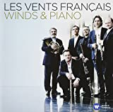 管楽器とピアノ~レ・ヴァン・フランセの真髄