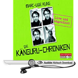Die K�nguru-Chroniken: Live und ungek�rzt