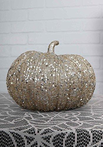 8-inch-champagne-glitter-pumpkin-standard