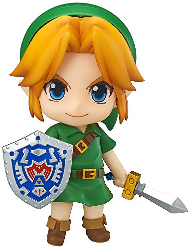Good Smile The Legend of Zelda: Majora's Mask 3D Link Nendoroid Action Figure (Legend Zelda Figure compare prices)
