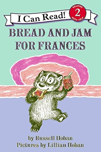 Bread and Jam for Frances (I Can Read Level 2) (Bread And Jam For Francis compare prices)