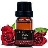 Nature-Hue-Rose-Essential-Oil-10-ml-100-Pure-Therapeutic-Grade-Undiluted