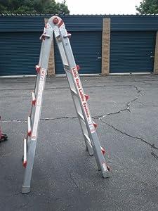 Little Giant M22 300 lbs Aluminum Ladder