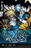 img - for Quantum and Woody by Priest & Bright Volume 3: And So... (Priest & Brights Quantum & Woody Tp) book / textbook / text book