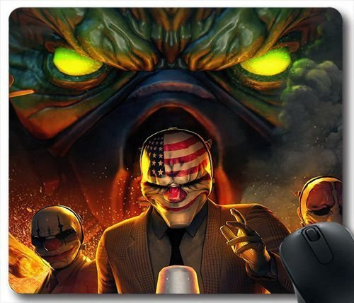 payday-d45b2p-gaming-mouse-padcustom-mouse-pad-220mm180mm3mm